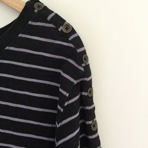 We The Free Tops - Free People We The Free Striped Pullover